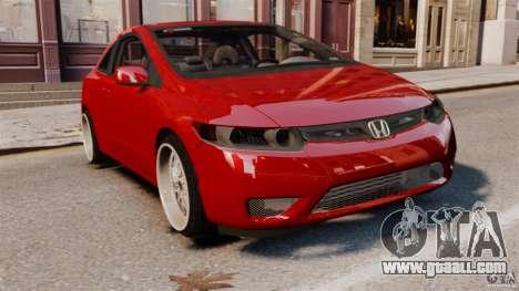 Honda Civic Si for GTA 4