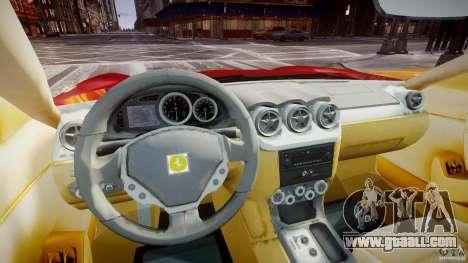 Ferrari 612 Scaglietti custom for GTA 4 right view