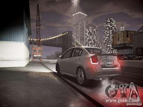 Nissan Sentra SE-R Spec V for GTA 4 left view