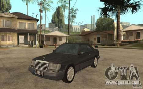 Mercedes-Benz 320CE C124 for GTA San Andreas