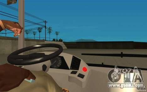 Laz-A183 City Laz for GTA San Andreas back view