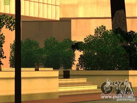 Perfect vegetation v. 2 for GTA San Andreas seventh screenshot