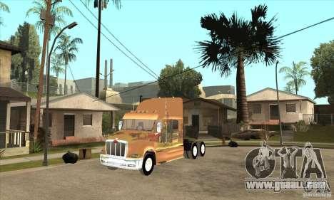 Peterbilt 387 skin 3 for GTA San Andreas