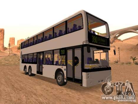 Volvo B7L for GTA San Andreas