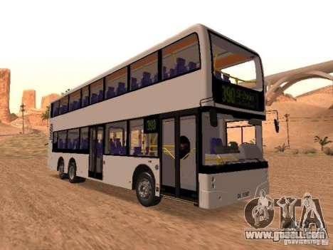 Volvo B7L for GTA San Andreas