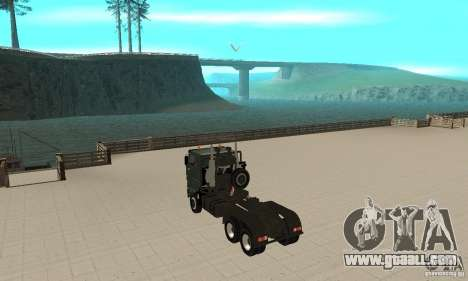 KAMAZ 65226 Tai v1.1 for GTA San Andreas right view