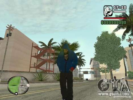 RunMan for GTA San Andreas forth screenshot