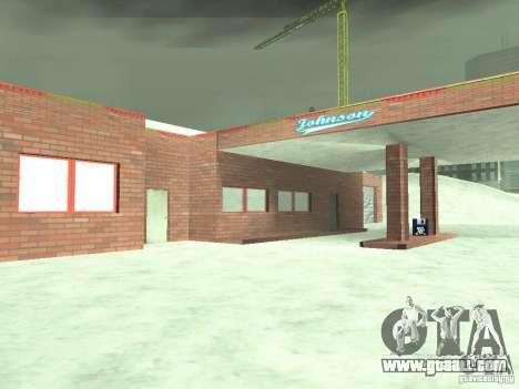 Snow v 2.0 for GTA San Andreas tenth screenshot