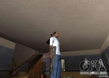 QCW-05 for GTA San Andreas third screenshot