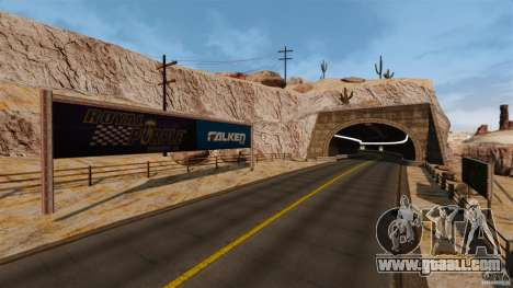 Ambush Canyon for GTA 4 ninth screenshot