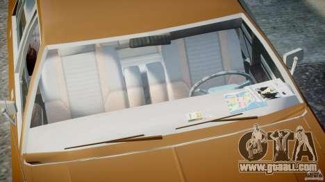 Ford Crown Victoria 1983 for GTA 4 interior