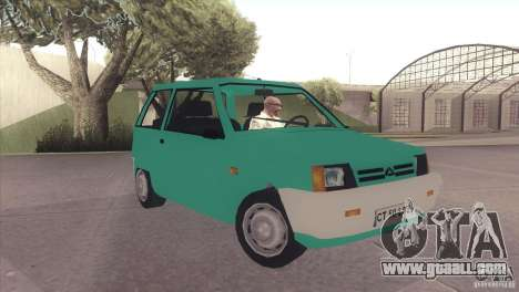 Dacia 500 Lastun for GTA San Andreas left view