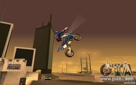 Red Bull Clothes v1.0 for GTA San Andreas tenth screenshot