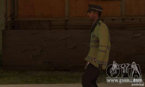 A New Police for GTA San Andreas forth screenshot