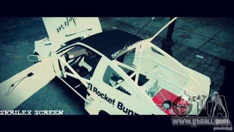 Nissan 380sx BenSpora for GTA 4 side view