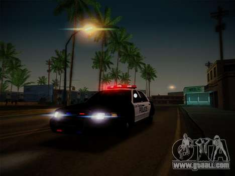 ENBSeries by Treavor V2 White edition for GTA San Andreas seventh screenshot