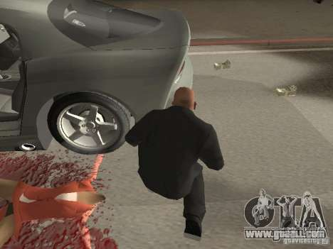 New textures of money for GTA San Andreas third screenshot