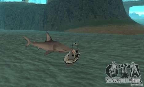 Shark Killer for GTA San Andreas forth screenshot