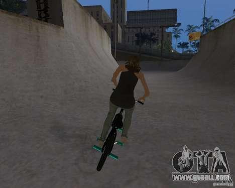 Tony Hawks Emily for GTA San Andreas third screenshot