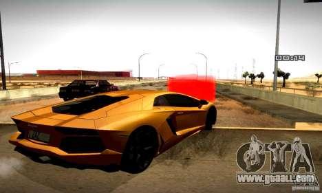 Drag Track Final for GTA San Andreas sixth screenshot