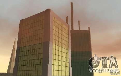 Skyscrapers in San Fierro for GTA San Andreas forth screenshot