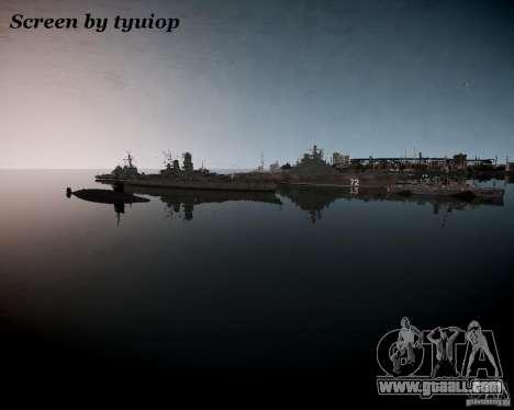 Navy for GTA 4 third screenshot
