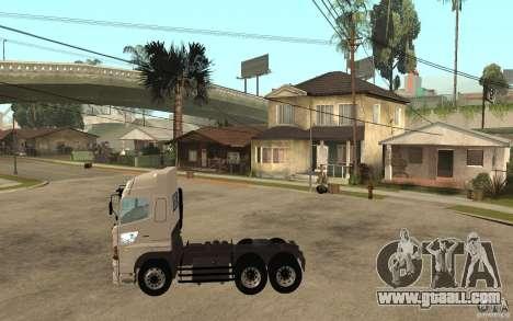 Hino 700 Series for GTA San Andreas left view