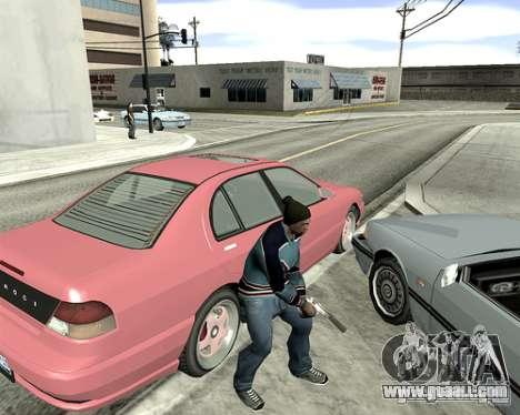 System cover for GTA San Andreas sixth screenshot