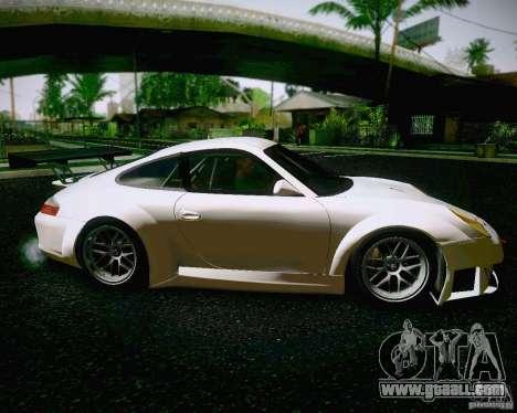 Porsche 911 GT3 for GTA San Andreas right view