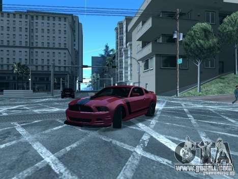 ENB Series By Raff-4 for GTA San Andreas fifth screenshot