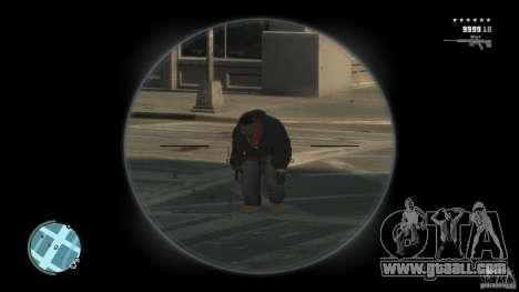 Contagium v1.2b for GTA 4 seventh screenshot