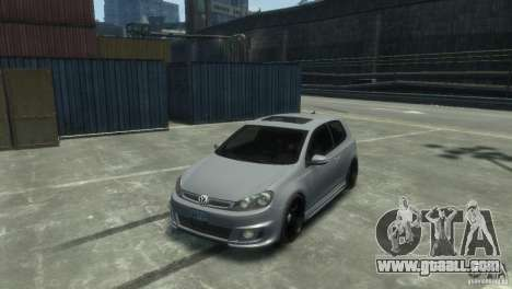Volkswagen Golf GTI for GTA 4