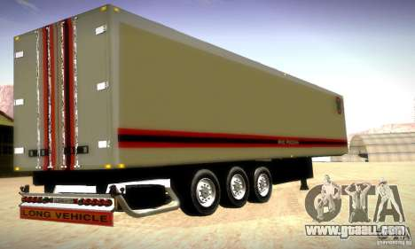 Fema Trailer Russia for GTA San Andreas