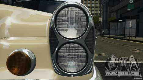 Mercedes-Benz 300Sel 1971 v1.0 for GTA 4 wheels