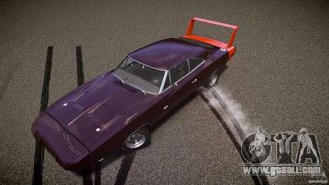 Dodge Charger Daytona 1969 [EPM] for GTA 4 wheels
