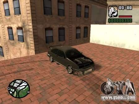 Ford Sierra Drift for GTA San Andreas
