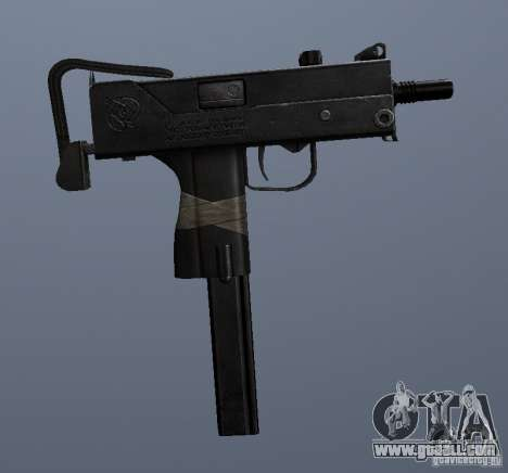 MAC10 for GTA San Andreas forth screenshot