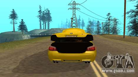 BMW M5 E39 for GTA San Andreas side view