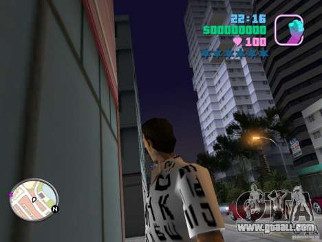 Pak new skins for GTA Vice City sixth screenshot