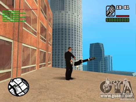 Gun Pack by MrWexler666 for GTA San Andreas sixth screenshot