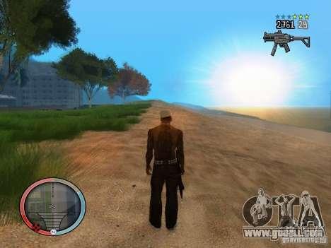 GTA IV HUD Final for GTA San Andreas seventh screenshot