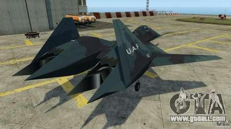 ADF-01 Falken for GTA 4 back left view