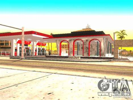 Mosque and animation Prayer for GTA San Andreas second screenshot