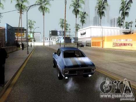 ENBSeries by muSHa for GTA San Andreas