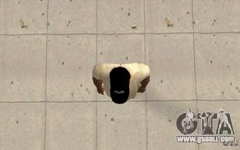 Cap fox for GTA San Andreas third screenshot