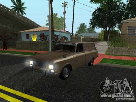 Moskvich 434 for GTA San Andreas