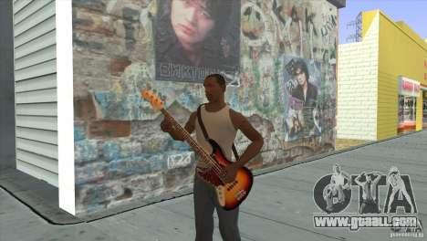 MOVIE songs on guitar for GTA San Andreas twelth screenshot