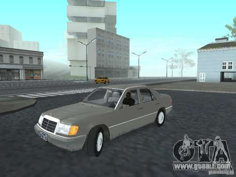 Mercedes-Benz 250D for GTA San Andreas