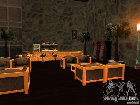 Club on the water for GTA San Andreas sixth screenshot