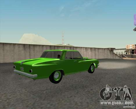 Plymouth Savoy 1962 for GTA San Andreas right view